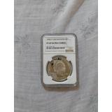 Moneda 1$ Conmemorativa Estados Unidos Certificada Pmg 69.