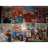 Colección De Comics Fantastic Four