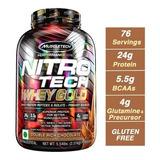 Nitro Tech Whey Gold 5.5 Lb