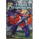 Transformers + Iron Man Cómics #1
