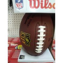 Balón Oficial Nfl Super Bowl 53 Wilson Super Oferta