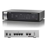 Router Cisco Rv320 Vpn Dual 4pts 10/100/1000 Rv320-k9-na