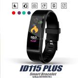 Id115 Plus Pulsera Inteligente Fitness Tracker Smartband
