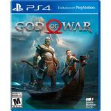 God Of War 4 Ps4 Nuevo Sellado Original Tienda Gamers *_*
