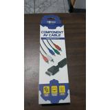Cable De Audio Y Video Por Componentes Ps2