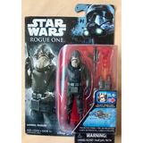 Figura Star Wars: Rogue One Figura De Almirante Raddus