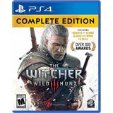 The Witcher 3 Wild Hunt Complete Edition Ps4- Nuevo Sellado