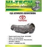 Caja Automatica Land Cruiser Prado 2015-2020