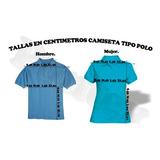 Camisetas Tipo Polo Para Uniformes