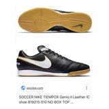 Tenis Nike Tiempox De Cuero Originales