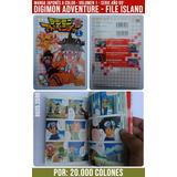 Digimon Adventure  - Manga A Color Y Guia De Personajes