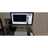 iMac 21 Pulgadas Core I5 8gb Ram 500 Disco Mediados De 2014