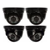 Camara De Vigilancia Sv-cam Qth8056d-n 1080p Di Def Dome