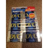 Paquete 6 Cassette Dvc Mini Dv