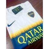 Camiseta Blanca De Boca Juniors