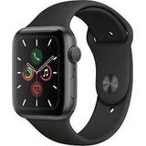 Apple Watch Seie 5 44mm (negro Y Dorado )