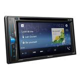 Dvd Pioneer Avh-a215bt Bt, Mirrorlink Para Android,playsound