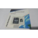 Tarjeta De Memoria 32gb Micro Sd Con Adaptador Garantia C10*