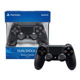 Control Ps4 Dualshock 4 Negro - Tienda Luigi