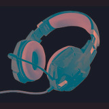 Trust Gxt 322c Gaming Headset- Green Camouflage