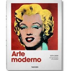 Libro Arte Moderno De Taschen