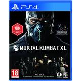 Juego Físico Mortal Kombat Xl Nuevo Sellado Ps4