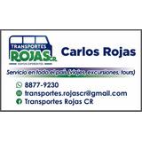 Transportes Rojas Cr Viajes Paseos Excursiones Turismo Tours