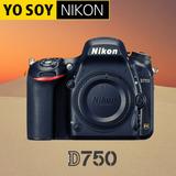 Nikon D750 Camara Dslr Body Fx Financiamiento - Inteldeals