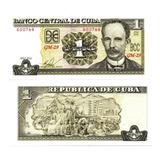 Billete De Cuba 1 Peso 2016 Numismatic Collection