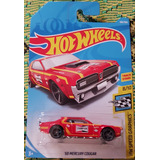 Hot Wheels Mercury Cougar 1968