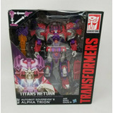 Transformers Alpha Trion