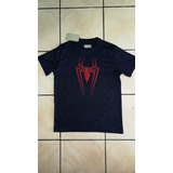 Camiseta Original Marvel Spider Man Talla M Usa
