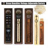 Vaporizador Bateria Pen Aceites Brass Knuckles 3temperaturas