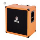 Amplificador Orange Crush Combo 100w Para Bajo Eléctrico.