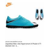 Tenis Nike Hypervenomx Phade Originales