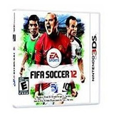 Fifa Soccer 12 3ds Usado