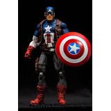 Figura Ultimate Captain America / Marvel Legends