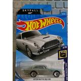 Hot Wheels Aston Martin 1963 Db5 Skyfall 007 James Bond