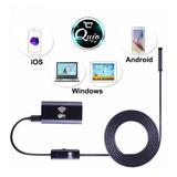 Endoscopio Hd720p Con Wifi 3m