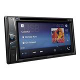 Dvd Pioneera Avh-g215bt Tactil, Bluetooth,2019, Playsound