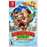 Donkey Kong Country: Tropical Freeze - Nintendo Switch-nuevo