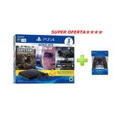 Playstation 4 Ps4 Slim 1tb 2 Controles 3 Juegos Nuevo Tienda