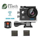 Eken H9r 4k Ultra Disparador Bt / Itech