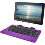 Tablet Rca Cambio 10.1  2en1 32gb W10 Intel Z8350 2gb Morada