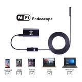 Endoscopio Inalambrico Wi-fi Impermeable 3m
