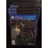 Death Stranding Ps4 - Playstation 4 - Nuevo Y Sellado
