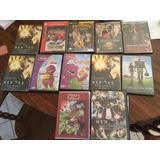 Lote Películas Dvd Y Juegos De Pc Windows