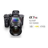 Cámara Digital Sin Espejo Sony Alpha A7r Ii 42mp Video 4k
