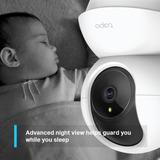 Cámara De Seguridad Wi-fi Hd Tapo C200 *sirve Como Webcam