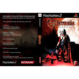 Castelvania Collection Ps2 Tdp